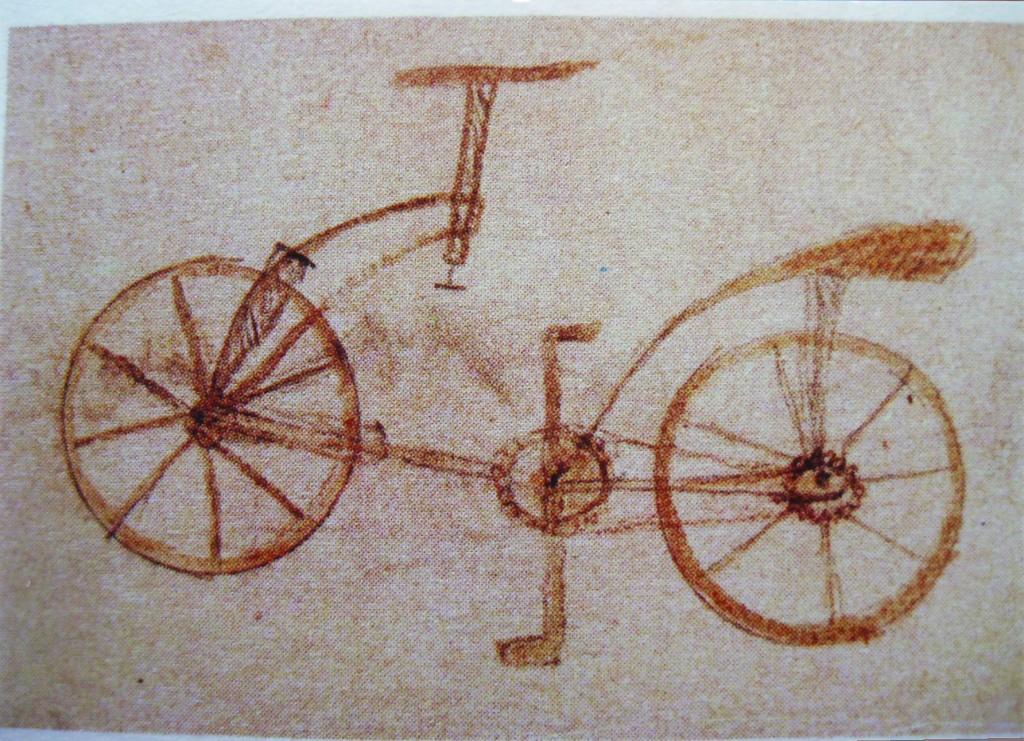 Leonardo da vinci le sue conoscenze gli furono rivelate for Invenzioni di leonardo da vinci